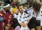 Blatt exprime a LeBron, Irving y Love: 37,9 minutos de juego