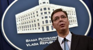 Serbia condena la muerte del hincha del Estrella Roja