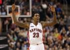 Williams encabezó la exhibición encestadora de los Raptors