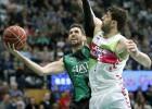 El Joventut derrota al límite al Baskonia en un partido vibrante