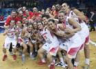 Siete jugadoras de la Selección femenina serán galardonadas