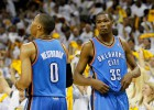 Durant y Westbrook apuntan a los New York Knicks
