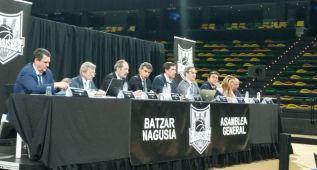 La ACB recurrirá la inscripción en la Liga del Bilbao Basket