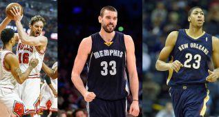 Los Gasol, Lakers... lo mejor y lo peor del inicio de la NBA