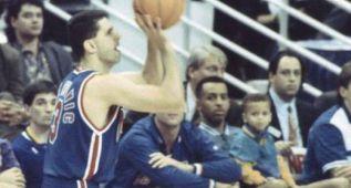 Así alucinaba con Petrovic un niño llamado Stephen Curry
