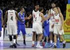 El Madrid encaja 12 puntos más de media que el curso pasado