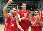 El CAI gana en Italia y ya es equipo de la segunda fase