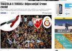 El Galatasaray y el Estrella Roja jugarán a puerta cerrada