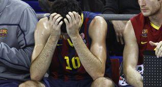 Las lesiones cazan al Barcelona
