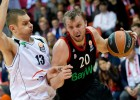 Savanovic, MVP de la Euroliga tras destrozar al Turow