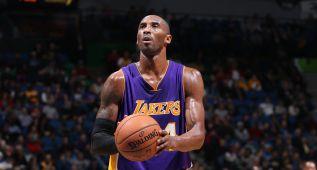 Kobe Bryant supera la marca anotadora de Michael Jordan