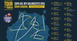 El Tour del trofeo de la Copa recorrerá Gran Canaria