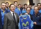 El Estudiantes presenta a su nuevo patrocinador: Movistar