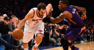 Knicks: por la mañana, tampoco