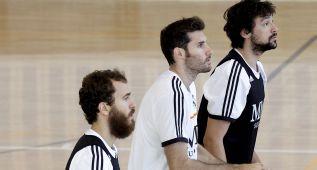 Duelo balear: Rudy Fernández y Sergio Llull frente a Corbacho