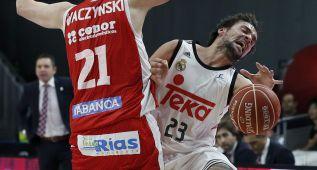 Sergio Llull alcanza los 3.000 puntos en la Liga ACB