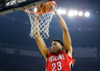 Anthony Davis se exhibe ante unos Thunder sin Kevin Durant