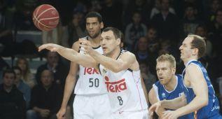 Maciulis, baja segura para el partido ante el Galatasaray
