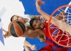 Olympiacos y CSKA muestran cartel de favoritos en la Jª2