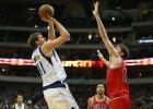 Pau Gasol gobierna (13-16) y sus Bulls superan a los Mavs de Dirk