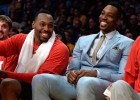 Sin duelo Kobe-Howard, James Harden abusa de los Lakers