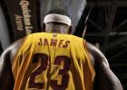 LeBron James y Klay Thompson, jugadores de la semana NBA