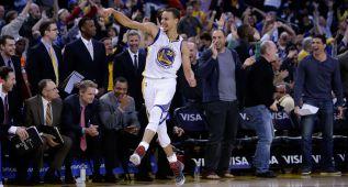 Curry y Klay Thompson serán rivales en los triples