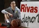 """Ángela Salvadores: """"Quiero ser la mejor, como lo era Petrovic"""""""