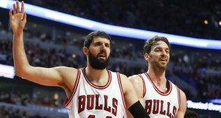 Mirotic, al All Star: jugará el Estados Unidos-Resto del Mundo