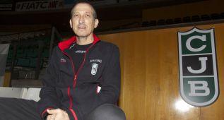 Salva Maldonado, mejor entrenador del mes de enero