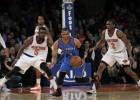 Oklahoma, sin Durant, cae en el Madison y peligran los Playoffs