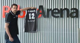 Germán Gabriel se desvincula del Bibao y jugará en el Unicaja