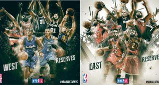 Reservas All Star: Duncan y los Atlanta Hawks, protagonistas
