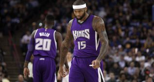 Oficial: DeMarcus Cousins estará en el All Star de la NBA