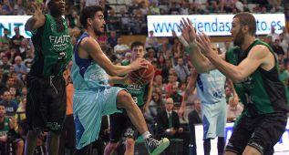 Duelo de bases entre las canteras del basket español