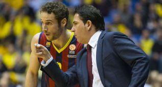 Pascual cumple hoy 300 partidos de Liga con el Barcelona