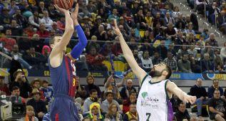 El uno a uno del Barça: Lampe y Hezonja, los ases de Pascual