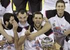 El Real Madrid repite título de Copa 29 años después