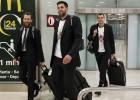 Los flamantes campeones de Copa ya están en Madrid