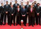 """El Madrid ofrece la Copa del Rey: """"Ojalá volvamos con más"""""""