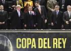 Antiviolencia advierte a la ACB por los pitos al himno español