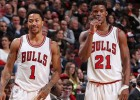 "La NBA se vuelca con Derrick Rose: ""Mi base, mi hermano"""