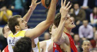 Kirilenko regresa a la Euroliga con derrota ante el Fenerbahçe