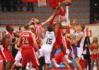 El Unicaja se desangra ante un Olympiacos muy irregular