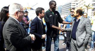 El Cabildo espera convertirse en socio-patrocinador de la NBA