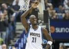Garnett compra y regala 1.000 entradas para el Wolves-Clippers
