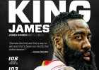 "Houston llama ""King James"" a Harden... ¿recado a LeBron?"