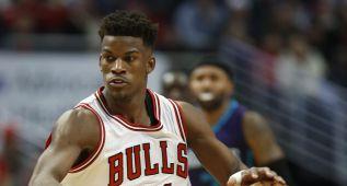 Otro palo para Chicago: Jimmy Butler, 3-6 semanas de baja