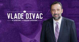 Los Kings recuperan a un mito: Vlade Divac, vicepresidente