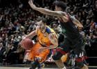 Dubljevic y Pau Ribas dejan al Valencia a un paso de cuartos